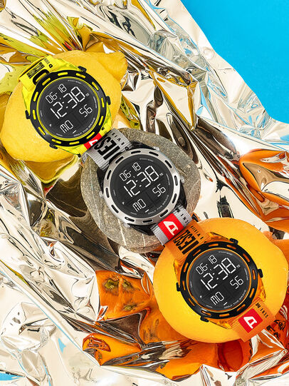 Diesel - DZ1895, Yellow Fluo - Timeframes - Image 2