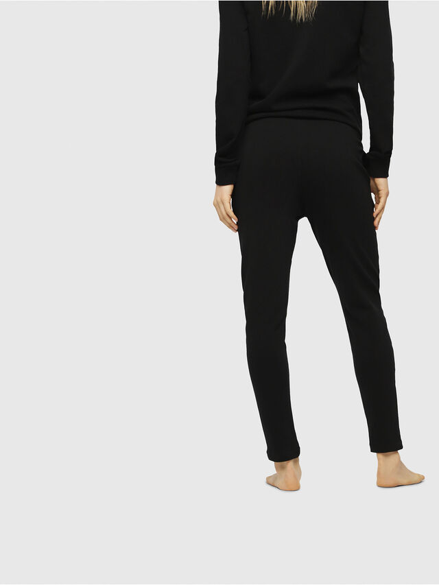 Diesel - UFLB-ELTON, Black - Pants - Image 3