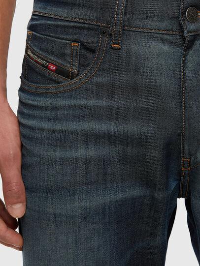 Diesel - D-Strukt JoggJeans 009KJ, Dark Blue - Jeans - Image 3