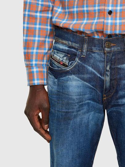 Diesel - D-Strukt 09A13, Medium blue - Jeans - Image 3