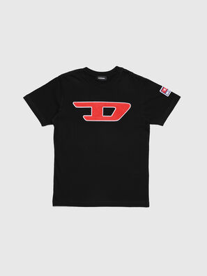 TJUSTDIVISION-D, Black - T-shirts and Tops