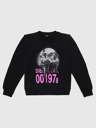 Diesel - SAMELY, Black - Sweaters - Image 1