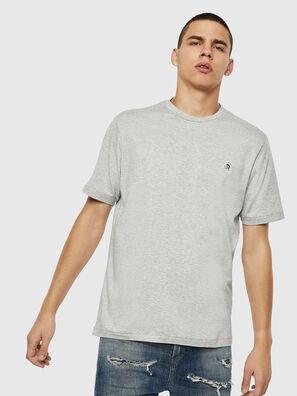 T-JUSTY, Grey - T-Shirts