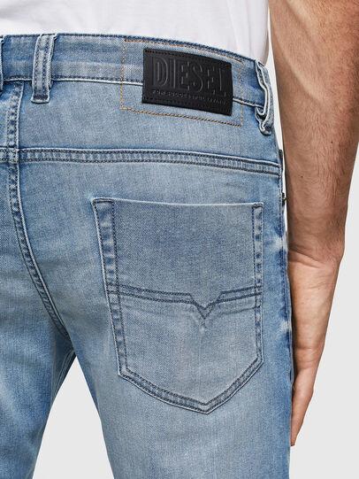 Diesel - Safado 069MN, Light Blue - Jeans - Image 4