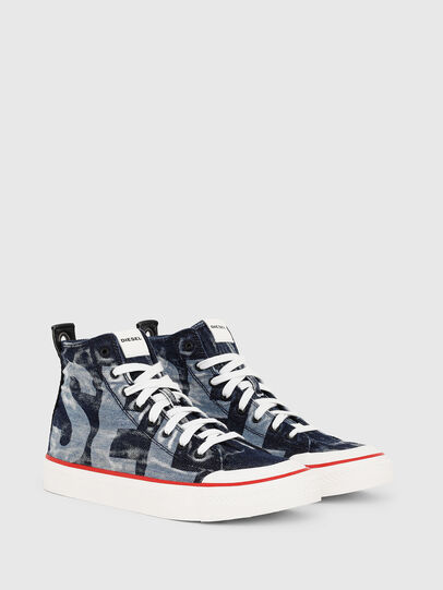 Diesel - S-ASTICO MC, Dark Blue - Sneakers - Image 2