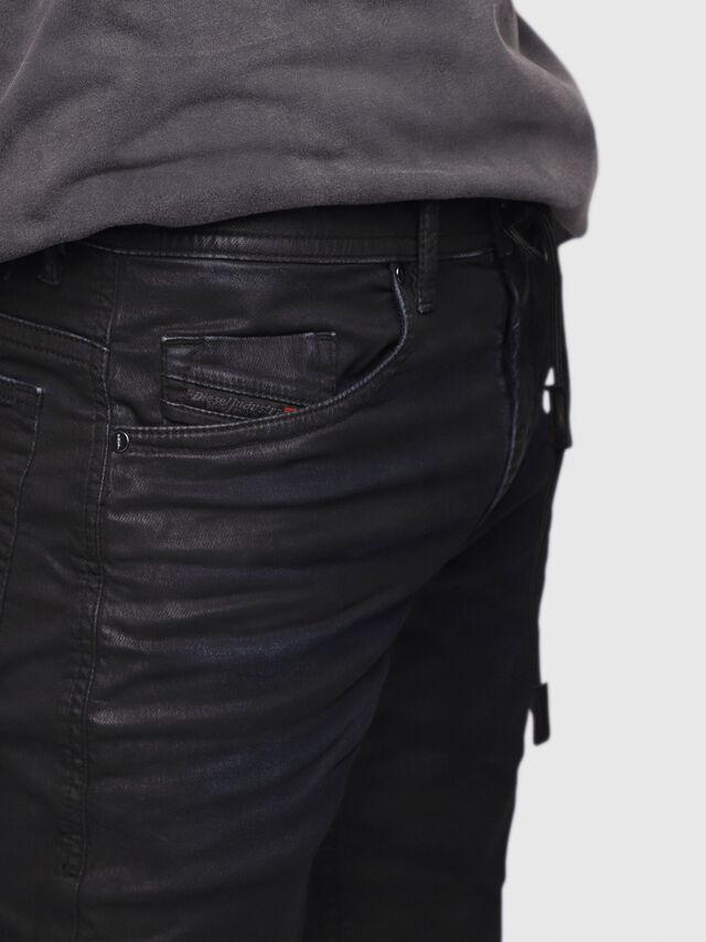 Diesel - Thommer JoggJeans 0688U, Dark Blue - Jeans - Image 3