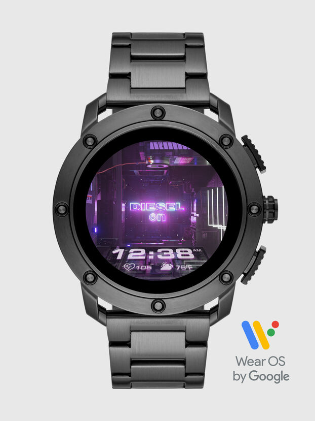 DT2017, Dark grey - Smartwatches