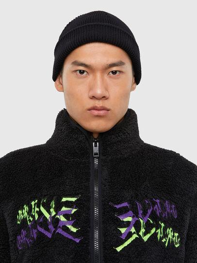 Diesel - S-FURIOUS, Black - Sweaters - Image 3