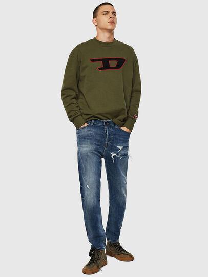 Diesel - D-Vider 0890X, Medium blue - Jeans - Image 5