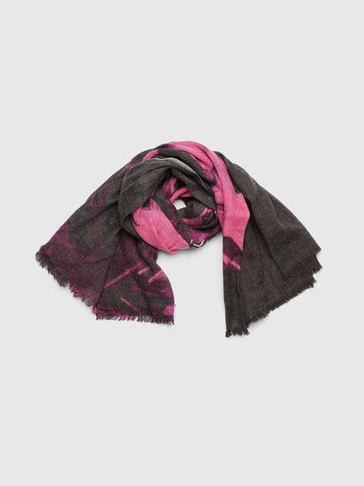 Diesel - SFLAB, Black/Pink - Scarf - Image 1