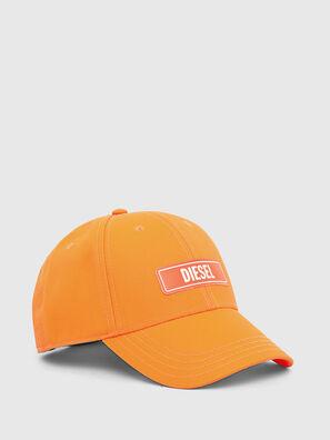 C-7ELE, Orange - Caps