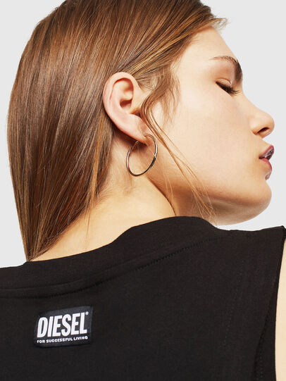 Diesel - T-TRIXY, Black - Tops - Image 3