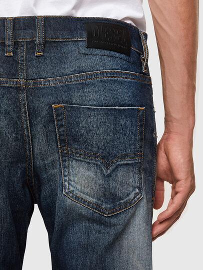 Diesel - Tepphar 009JT, Dark Blue - Jeans - Image 4