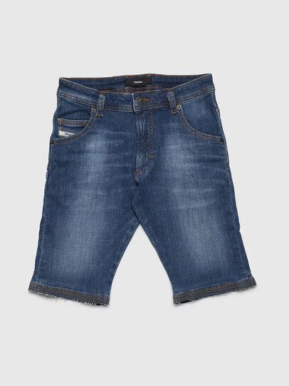 Diesel - PROOLI-N, Medium blue - Shorts - Image 1