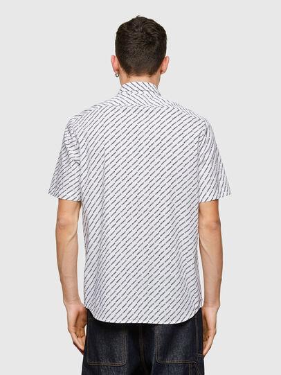 Diesel - S-RILEY-SHO-KA-C, White - Shirts - Image 2