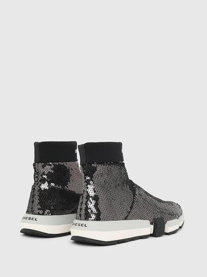 Diesel - H-PADOLA SOCK W, Black - Sneakers - Image 3