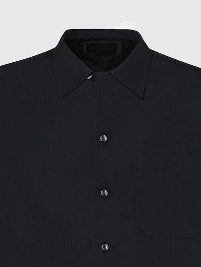 Diesel - S-MOOL-A, Black - Shirts - Image 3