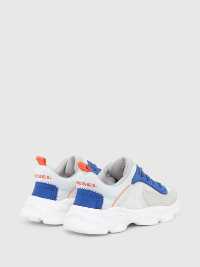 Diesel - S-SERENDIPITY LC YO, White/Blue - Footwear - Image 3