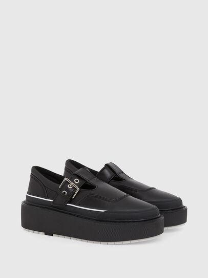 Diesel - H-SCIROCCO BA, Black - Sneakers - Image 2