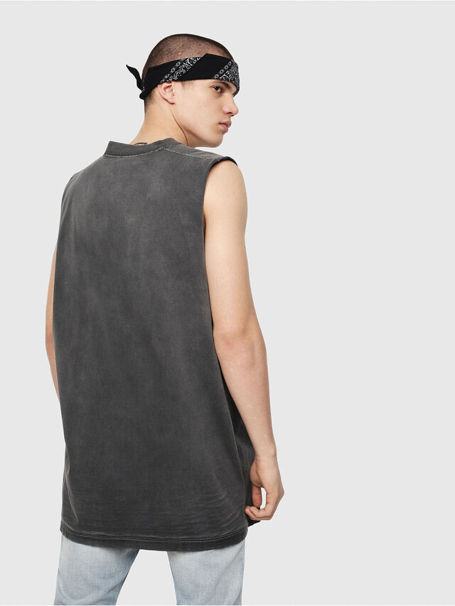 Diesel - T-MINOLESS, Black - T-Shirts - Image 2