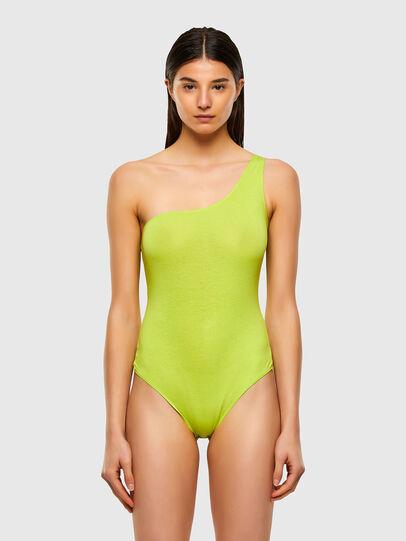 Diesel - UFTK-JANE, Yellow Fluo - Bodysuits - Image 1