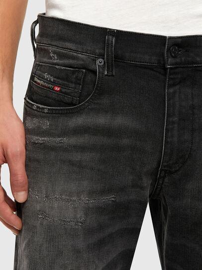 Diesel - D-Strukt 069RC, Black/Dark grey - Jeans - Image 3