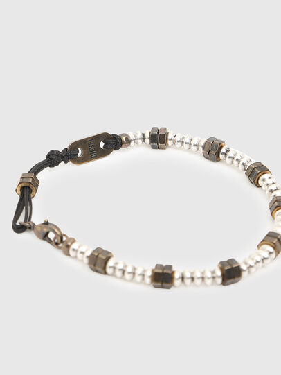 Diesel - A-BEAD, Silver - Bijoux and Gadgets - Image 2