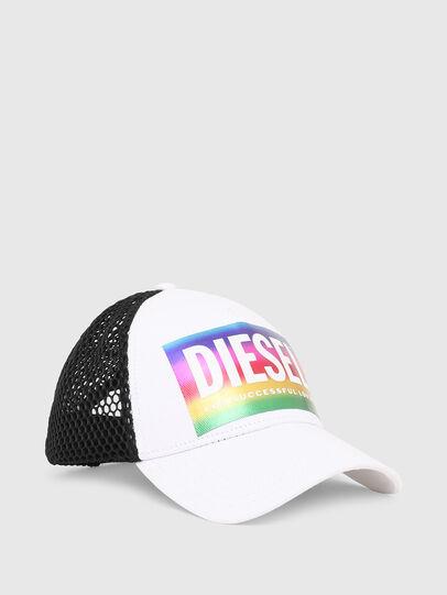 Diesel - CAKERYM-MAX-PR, White - Beachwear accessories - Image 1
