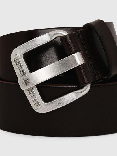 Diesel - B-STAR, Dark Brown - Belts - Image 2