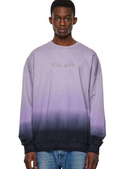 Diesel - S-MART-B4, Blue/Violet - Sweaters - Image 1