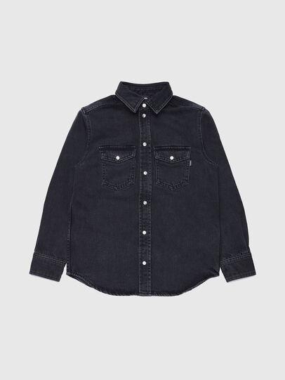 Diesel - CDROOKEL OVER, Black - Shirts - Image 1