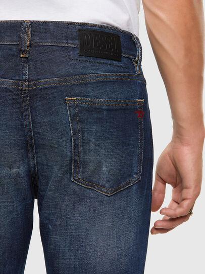 Diesel - D-Strukt 009GQ, Dark Blue - Jeans - Image 4