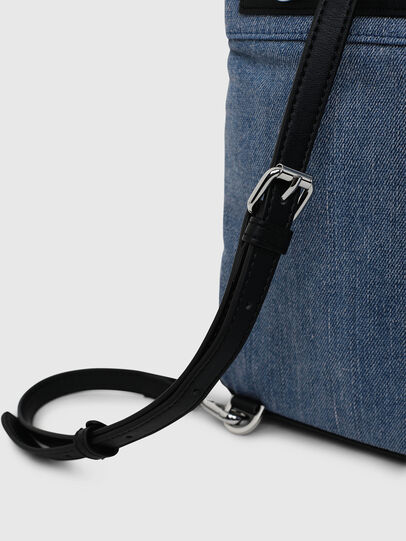Diesel - ERACLEA II, Blue Jeans - Backpacks - Image 5