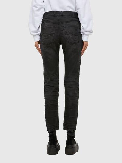 Diesel - Krailey JoggJeans 069QL, Black/Dark grey - Jeans - Image 2