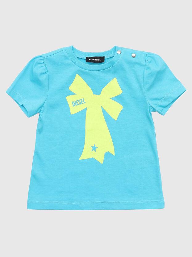 TASHAB, Azure - T-shirts and Tops