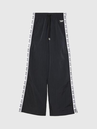Diesel - UFLB-PANTY, Black - Pants - Image 1