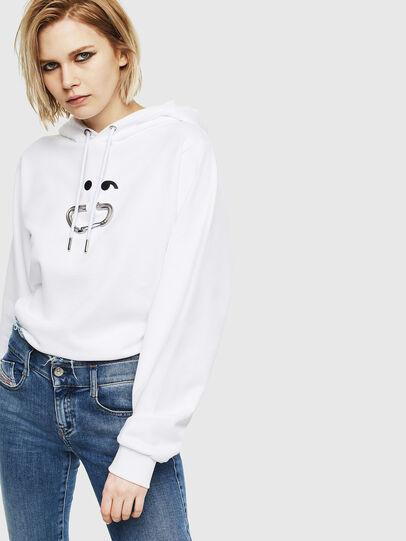Diesel - F-ANG-HOOD-S1,  - Sweaters - Image 4