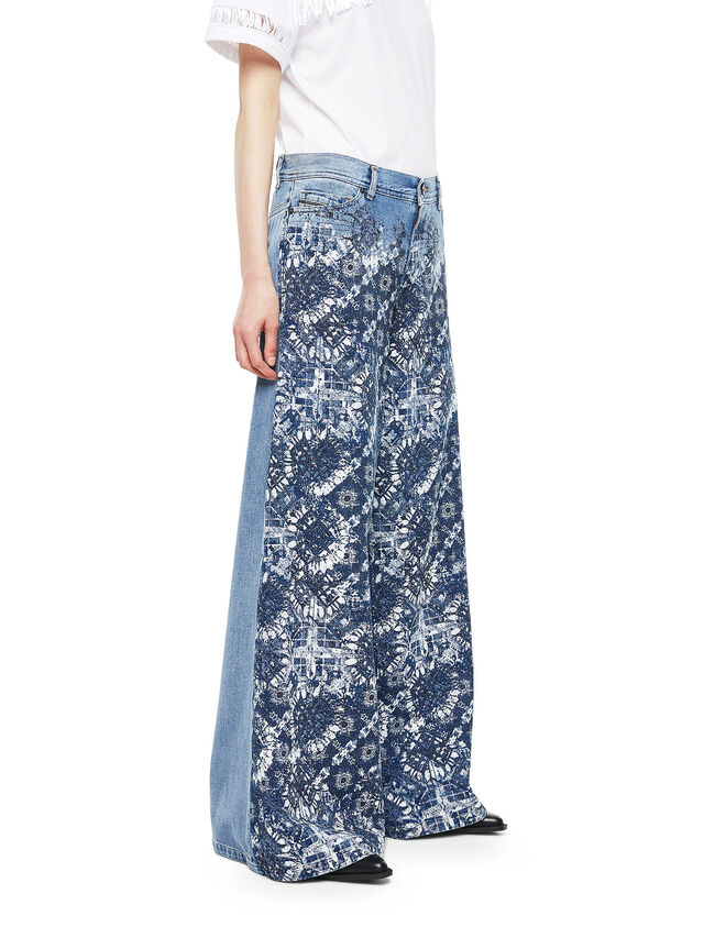 Diesel - TYPE-1908, Blue Jeans - Jeans - Image 3
