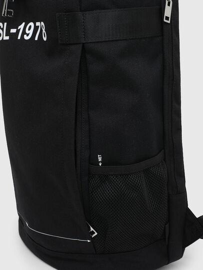 Diesel - PIEVE ZP, Black - Backpacks - Image 7
