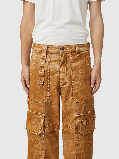 Diesel - D-Multy JoggJeans® 0AFAT, Light Brown - Jeans - Image 3