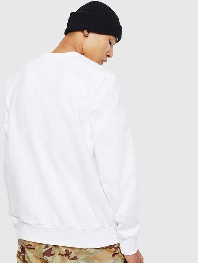 Diesel - S-GIRK-S3, White - Sweaters - Image 3