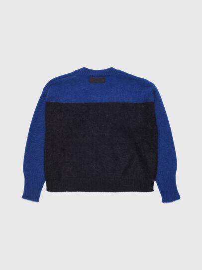 Diesel - KAIRY, Blue/Orange - Knitwear - Image 2