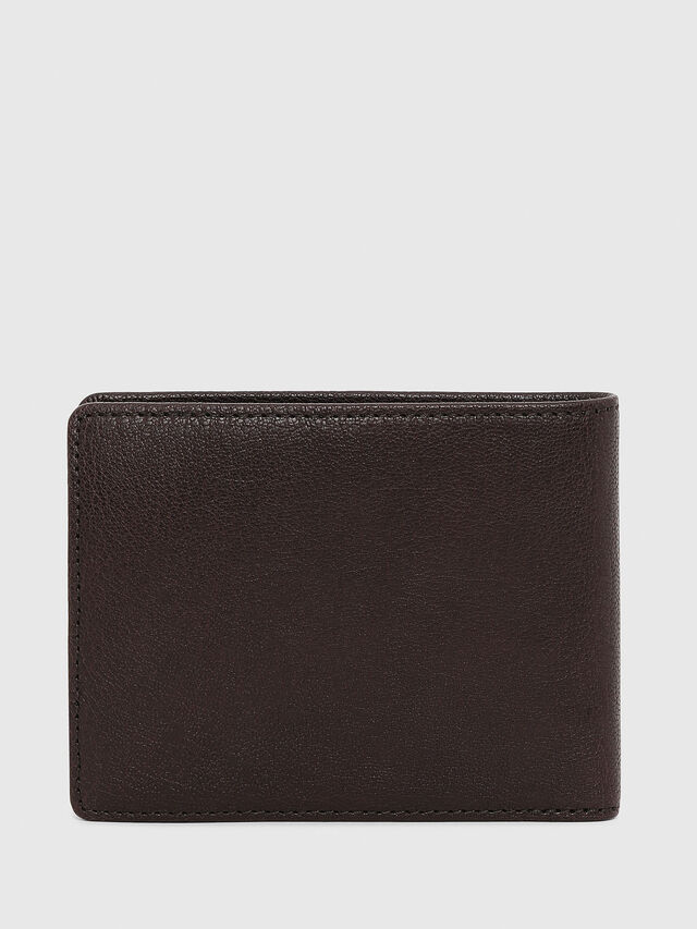 Diesel NEELA XS, Dark Brown - Small Wallets - Image 2