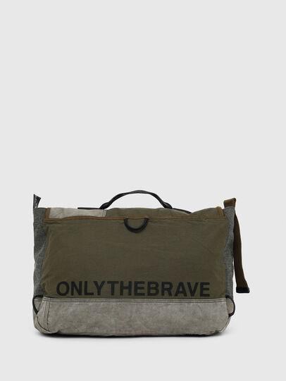 Diesel - BIVIO, Olive Green - Crossbody Bags - Image 2