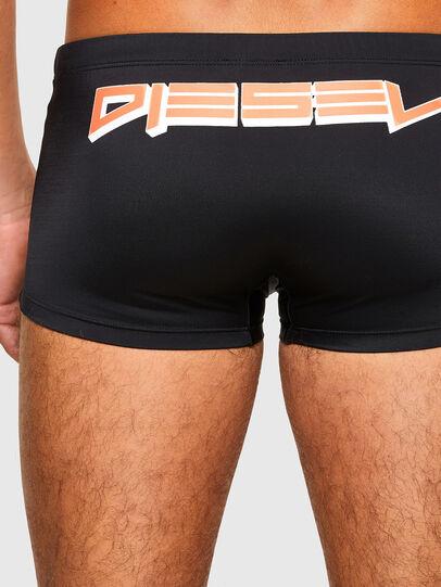 Diesel - BMBX-HERO, Black - Swim trunks - Image 3