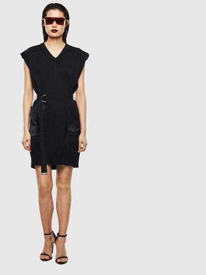 Diesel - MIKKYS, Black - Knitwear - Image 1
