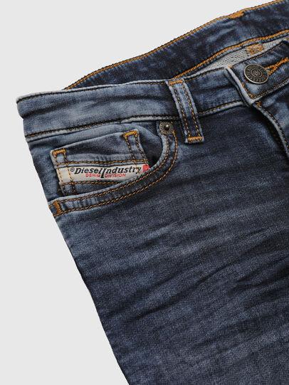 Diesel - SKINZEE-LOW-J JOGGJEANS-N, Dark Blue - Jeans - Image 3