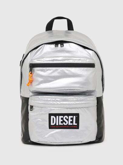 Diesel - RODYO PAT, Silver - Backpacks - Image 1