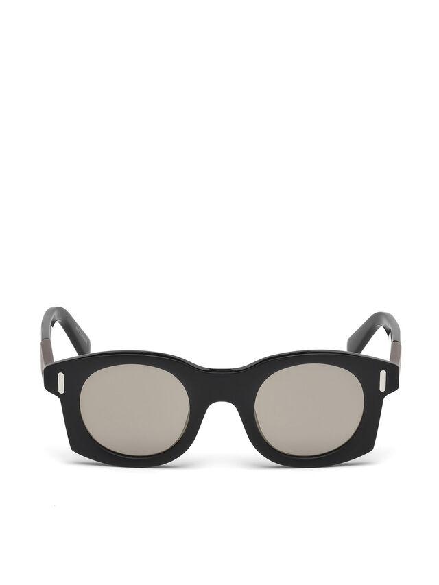 Diesel - DL0226, Black - Sunglasses - Image 1