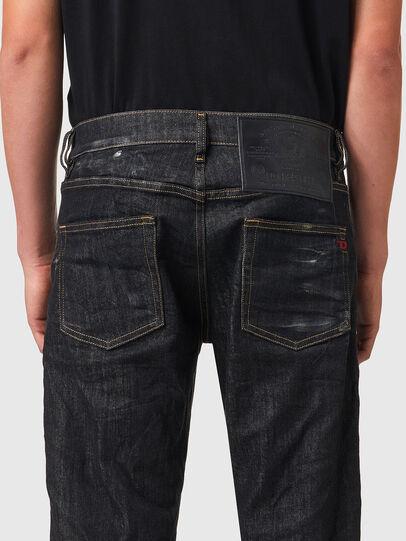 Diesel - D-Strukt 09A87, Black/Dark grey - Jeans - Image 4